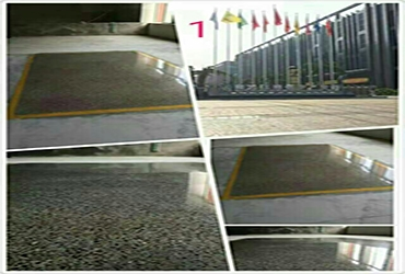署光工業地坪裝飾案例